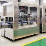स्वचालित कीटनाशक बोतल भरने की मशीन, उर्वरक तरल भरने की मशीन