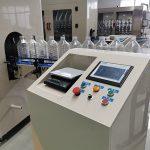 मजबूत 84 कीटाणुनाशक के लिए स्वत: विरोधी संक्षारक गुरुत्वाकर्षण तरल भरने की मशीन