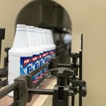 स्वचालित कीटाणुनाशक तरल भरने की मशीन