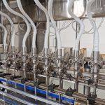 बोतल भरने वाली लाइन सिस्टम के लिए तरल भरने की मशीनें