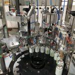 एरोसोल स्प्रे पेंट भरने वाली मशीन निर्माता