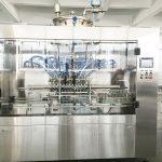 केचप टोमेटो सॉस भरने की मशीन बोतल कैपिंग मशीन लेबलिंग उत्पादन लाइन