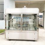 पाक कला तेल की बोतल भराव खाद्य तेल भरने की मशीन