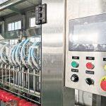 हाथ प्रक्षालक तरल भरने की मशीन स्वत: हाथ प्रक्षालक भराव