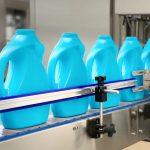 तरल कपड़े धोने का डिटर्जेंट भरने की मशीन