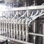 लोशन भरने की मशीन बोतल क्रीम भरने की मशीन