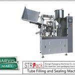 SFS-60 प्लास्टिक ट्यूब भरने और मशीन सील