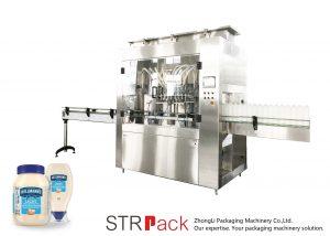 STRRP रोटर पंप भरने की मशीन