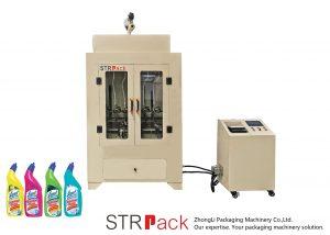 टॉयलेट क्लीनर तरल भरने की मशीन